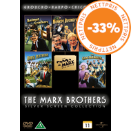 Produktbilde for The Marx Brothers - Silver Screen Collection (DVD)