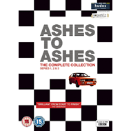 Ashes To Ashes - The Complete Collection (UK-import) (DVD)