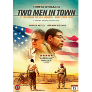 Produktbilde for Two Men In Town (DVD)