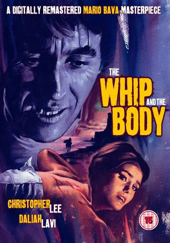 The Whip And The Body (UK-import) (DVD)