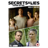 Secrets And Lies (UK-import) (DVD)