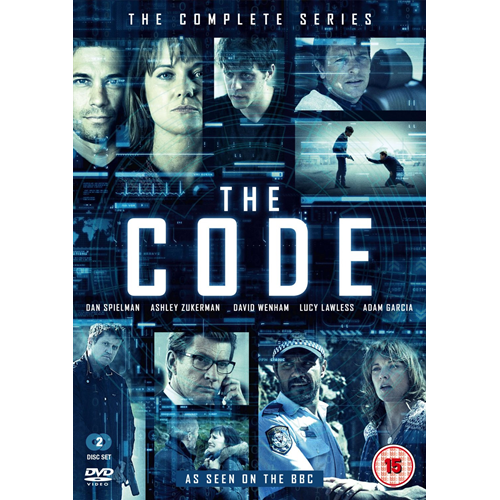 The Code - The Complete Series (UK-import) (DVD)