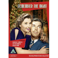 Remember The Night (UK-import) (DVD)