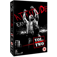 WWE: The Attitude Era Vol.2 (UK-import) (DVD)