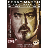 Perry Mason - The Case Of The Ruthless Reporter / The Case Of The Maligned Mobster (DVD - SONE 1)