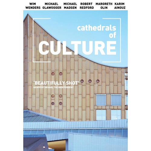Cathedrals Of Culture (UK-import) (DVD)