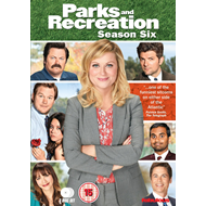 Parks And Recreation - Sesong 6 (UK-import) (DVD)