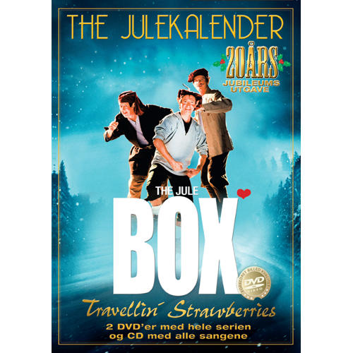 The Julekalender - The Julebox (2 DVD + CD)