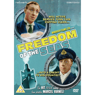 Freedom Of The Seas (UK-import) (DVD)