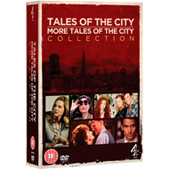 Tales Of The City & More Tales - Collection (UK-import) (DVD)