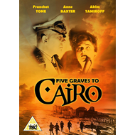 Five Graves To Cairo (UK-import) (DVD)