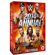 WWE: 2014 Annual (UK-import) (DVD)