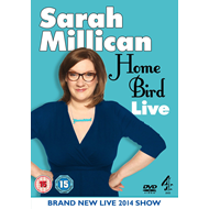 Sarah Millican - Home Bird (UK-import) (DVD)