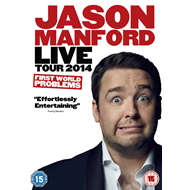 Jason Manford - First World Problems (UK-import) (DVD)