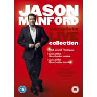 Jason Manford - The Complete Live Collection (UK-import) (DVD)