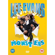 Lee Evans - Monsters (UK-import) (DVD)