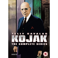 Kojak - The Complete Series (UK-import) (DVD)