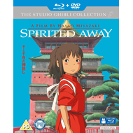 Spirited Away (UK-import) (Blu-ray + DVD)