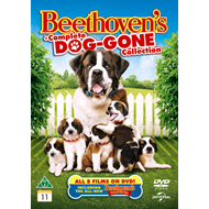 Beethoven's Complete Dog-Gone Collection (DVD)