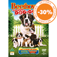 Produktbilde for Beethoven's Complete Dog-Gone Collection (DVD)