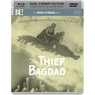The Thief Of Bagdad (UK-import) (Blu-ray + DVD)