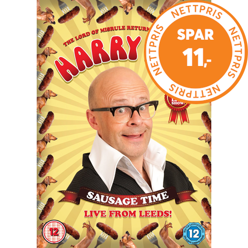 Harry Hill - Sausage Time (UK-import) (DVD)