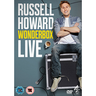 Russell Howard - Wonderbox Live (UK-import) (DVD)