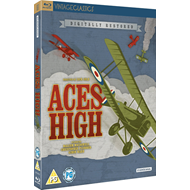 Aces High (UK-import) (Blu-ray + DVD)