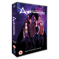 Andromeda - Sesong 5 (UK-import) (DVD)
