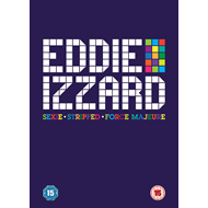 Eddie Izzard - Sexie / Stripped / Force Majeure (UK-import) (DVD)