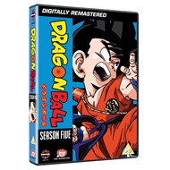 Dragon Ball - Season Five (UK-import) (DVD)