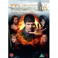 The Adventures Of Merlin - Sesong 5 (DVD)