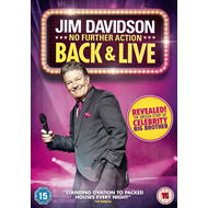 Jim Davidson - No Further Action (UK-import) (DVD)