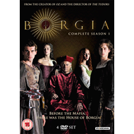 Borgia - Sesong 1 (UK-import) (DVD)