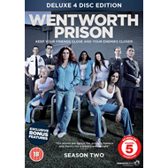 Wentworth Prison - Sesong 2 (UK-import) (DVD)