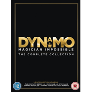 Dynamo - Magician Impossible: The Complete Collection (UK-import) (DVD)