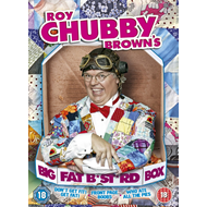 Roy Chubby Brown: Big Fat Bastard Box (UK-import) (DVD)