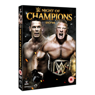 WWE: Night Of Champions 2014 (UK-import) (DVD)