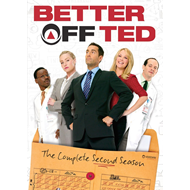 Better Off Ted - Sesong 2 (DVD - SONE 1)