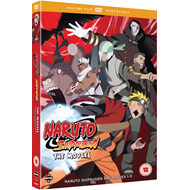 Naruto Shippuden - Feature Film Pentalogy (UK-import) (DVD)