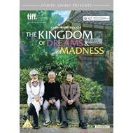 The Kingdom Of Dreams And Madness (UK-import) (DVD)