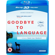 Goodbye To Language (UK-import) (Blu-ray 3D + Blu-ray)
