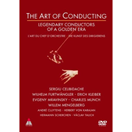 Produktbilde for Art Of Conducting - Legendary Conductors Of A Golden Era (DVD)