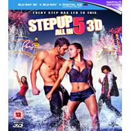 Step Up: All In (UK-import) (Blu-ray 3D + Blu-ray)