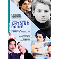 The Adventures Of Antoine Doinel (UK-import) (DVD)