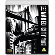 The Naked City (UK-import) (Blu-ray + DVD)
