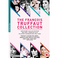 The Francois Truffaut Collection (UK-import) (DVD)