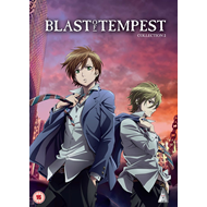 Blast Of Tempest - Collection 2 (UK-import) (DVD)