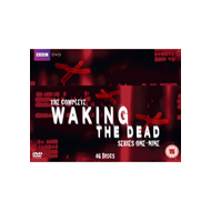 Waking The Dead - The Complete Series (UK-import) (DVD)