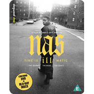 Nas - Time Is Illmatic - Limited Steelbook Edition (UK-import) (Blu-ray + DVD)
